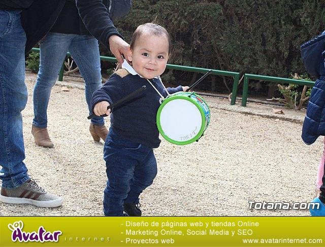Procesión infantil Semana Santa 2018 - Escuela Infantil Clara Campoamor - 30
