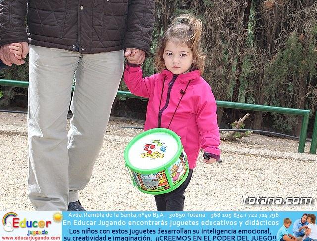Procesión infantil Semana Santa 2018 - Escuela Infantil Clara Campoamor - 34