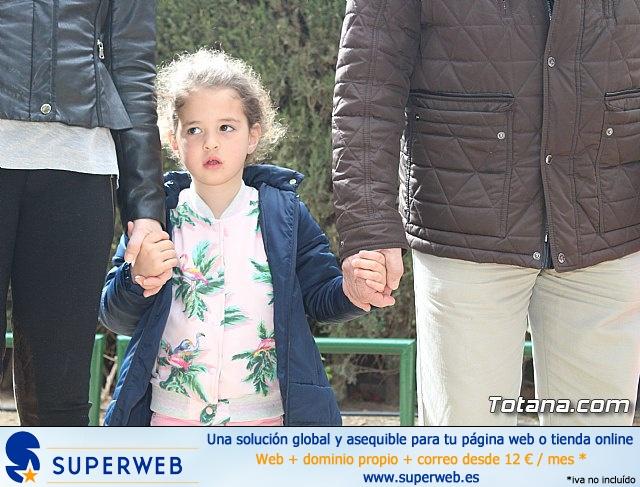 Procesión infantil Semana Santa 2018 - Escuela Infantil Clara Campoamor - 35