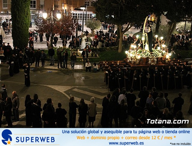 Procesión del Santo Entierro - Semana Santa 2013 - 1