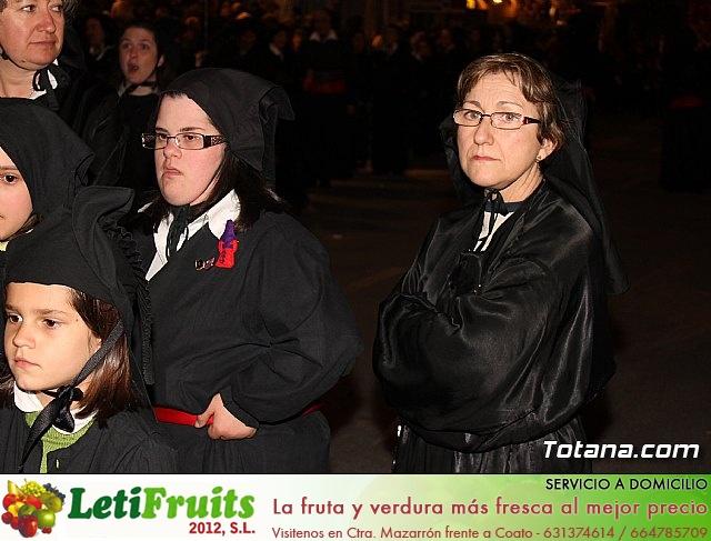 Procesión del Santo Entierro - Semana Santa 2013 - 24