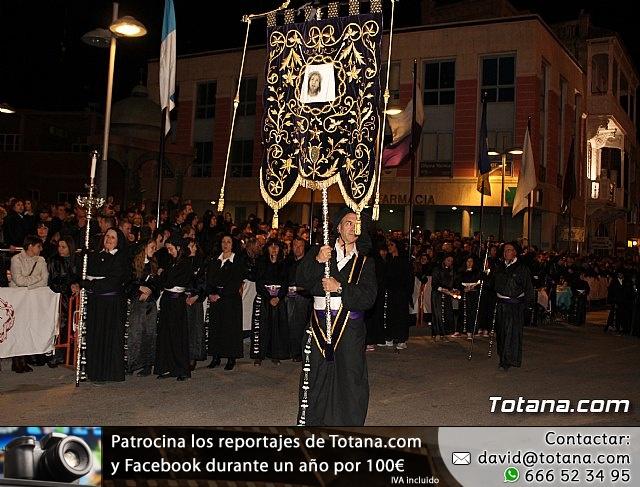 Procesión del Santo Entierro - Semana Santa 2013 - 545