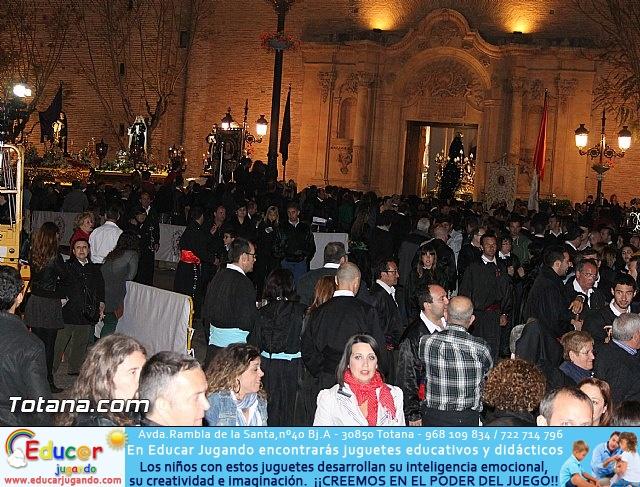 Procesión del Santo Entierro - Semana Santa 2014 - 973