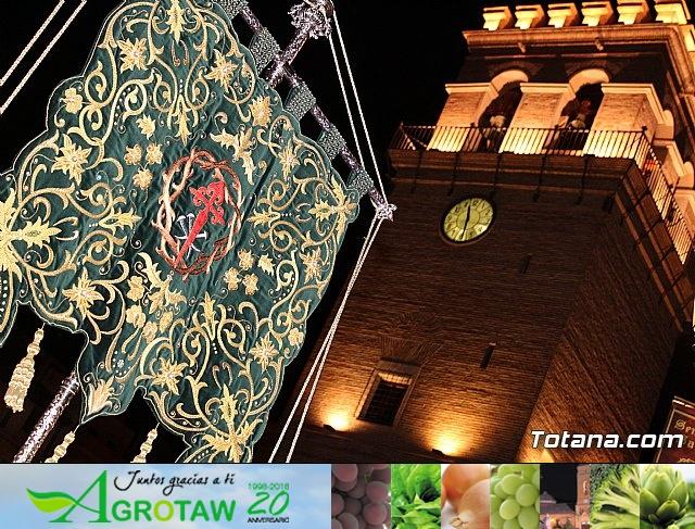 Procesión del Santo Entierro (recogida) - Semana Santa de Totana 2018 - 4
