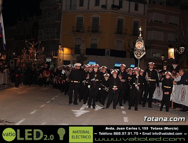Procesión del Santo Entierro (recogida) - Semana Santa de Totana 2018 - 5