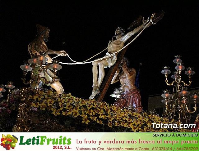 Procesión del Santo Entierro (recogida) - Semana Santa de Totana 2018 - 14