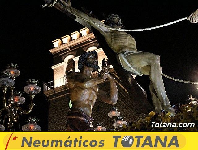 Procesión del Santo Entierro (recogida) - Semana Santa de Totana 2018 - 16