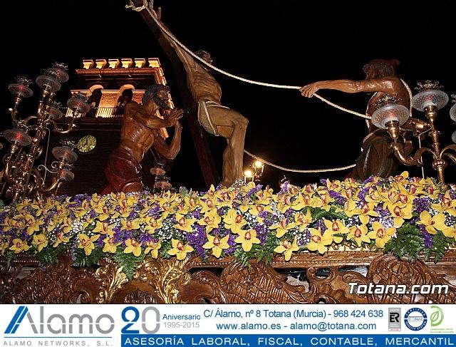 Procesión del Santo Entierro (recogida) - Semana Santa de Totana 2018 - 17
