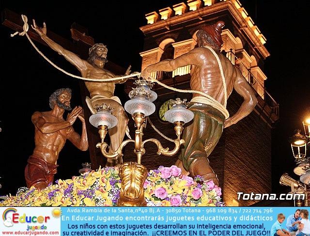 Procesión del Santo Entierro (recogida) - Semana Santa de Totana 2018 - 22