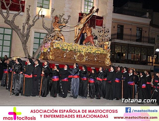 Procesión del Santo Entierro (recogida) - Semana Santa de Totana 2018 - 25