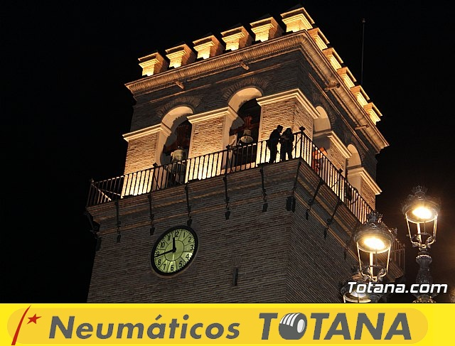 Procesión del Santo Entierro (recogida) - Semana Santa de Totana 2018 - 26