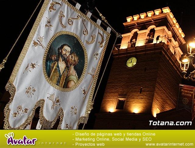 Procesión del Santo Entierro (recogida) - Semana Santa de Totana 2018 - 27