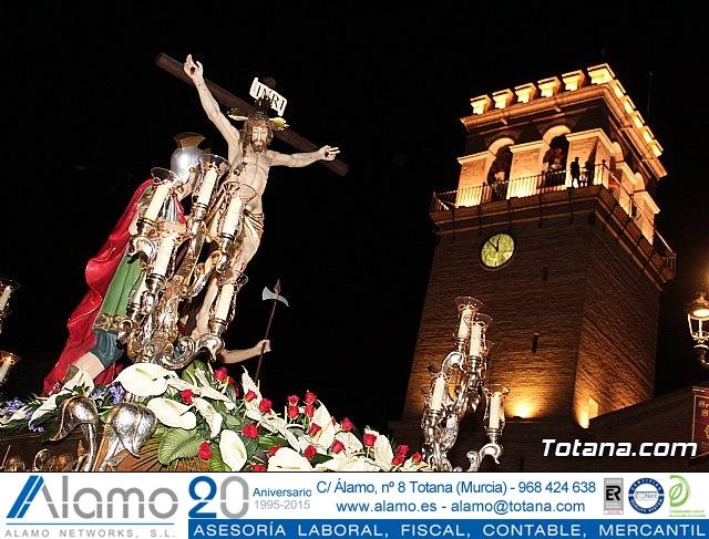 Procesión del Santo Entierro (recogida) - Semana Santa de Totana 2018 - 35