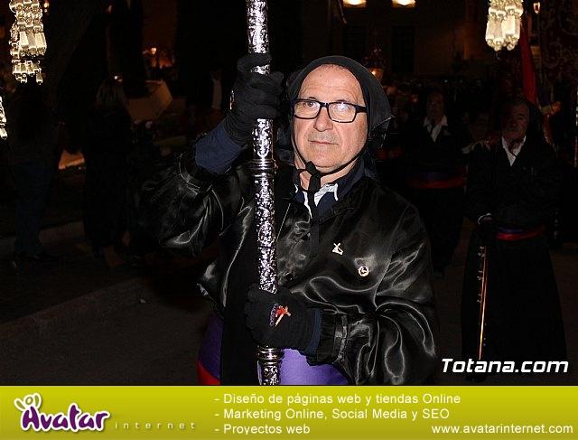 Procesión del Santo Entierro (salida) - Semana Santa de Totana 2018 - 9
