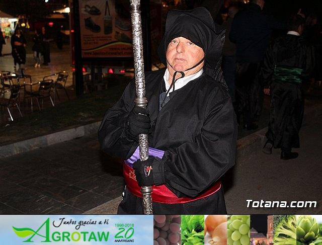 Procesión del Santo Entierro (salida) - Semana Santa de Totana 2018 - 10