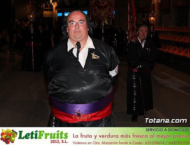 Procesión del Santo Entierro (salida) - Semana Santa de Totana 2018 - 12
