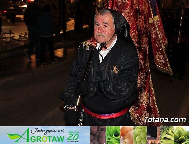 Procesión del Santo Entierro (salida) - Semana Santa de Totana 2018 - 13