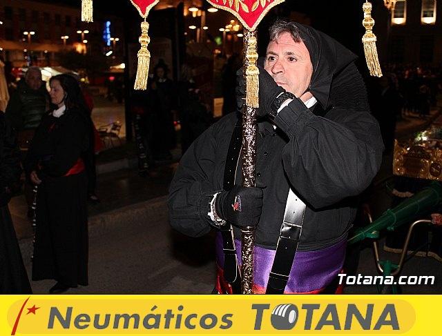 Procesión del Santo Entierro (salida) - Semana Santa de Totana 2018 - 16
