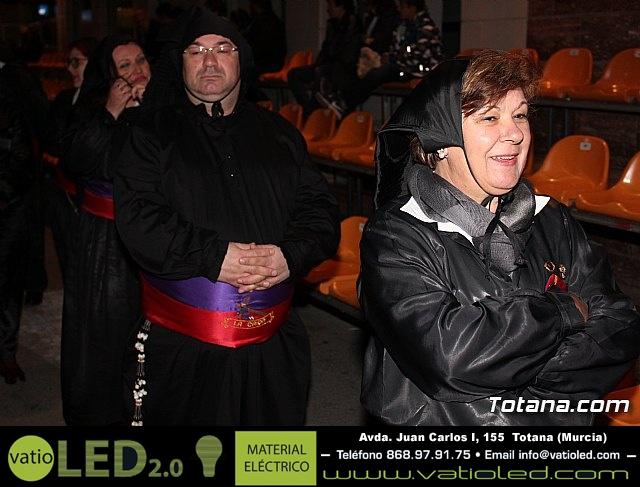 Procesión del Santo Entierro (salida) - Semana Santa de Totana 2018 - 24