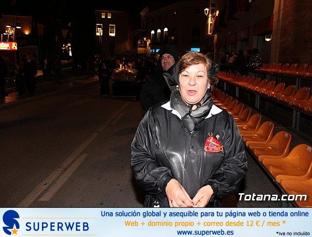 Procesión del Santo Entierro (salida) - Semana Santa de Totana 2018 - 25