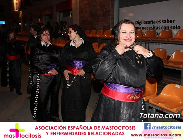 Procesión del Santo Entierro (salida) - Semana Santa de Totana 2018 - 26