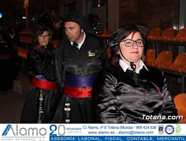 Procesión del Santo Entierro (salida) - Semana Santa de Totana 2018 - 27