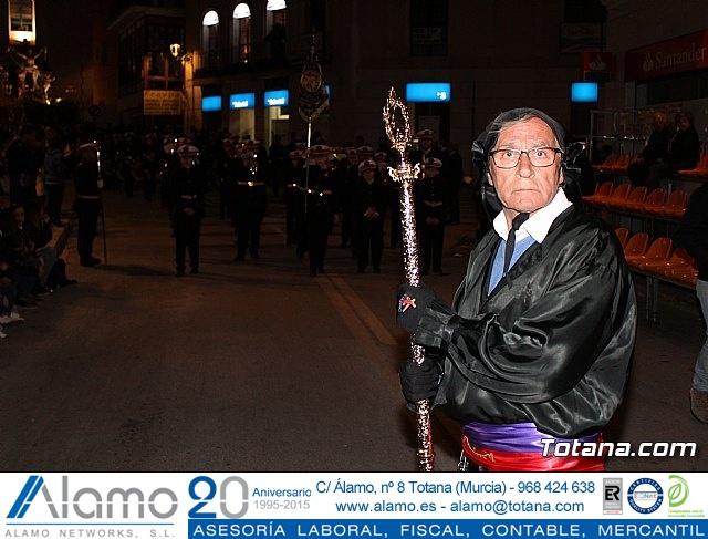 Procesión del Santo Entierro (salida) - Semana Santa de Totana 2018 - 30