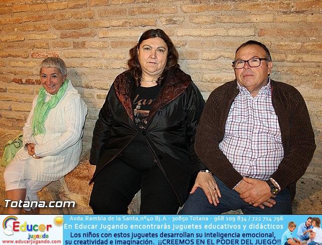 Procesión del Santo Entierro (Salida) - Viernes Santo noche - Semana Santa Totana 2015 - 1