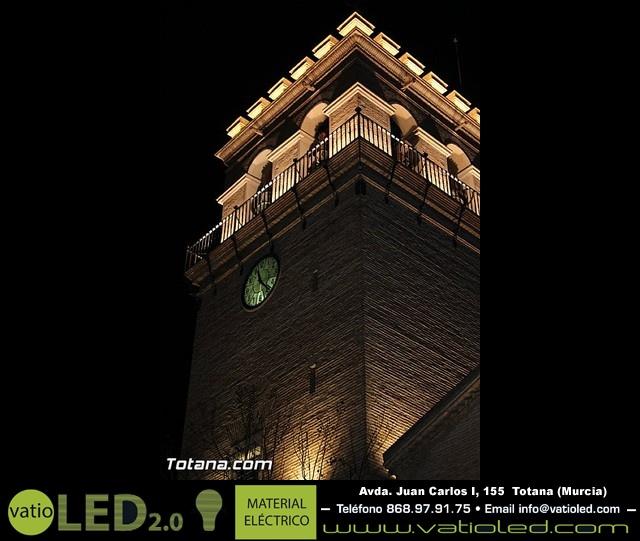 Procesión del Santo Entierro (Salida) - Viernes Santo noche - Semana Santa Totana 2015 - 467