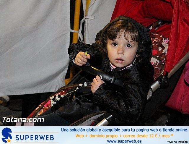 Procesión del Santo Entierro (Recogida) - Viernes Santo noche - Semana Santa Totana 2015 - 32