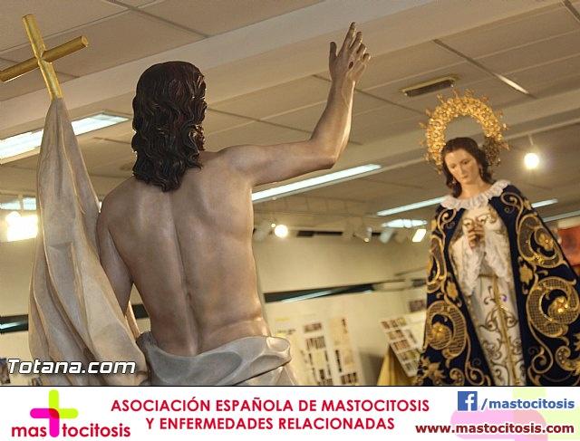 Exposición 25 aniversario Cofradía de Jesús Resucitado - 9