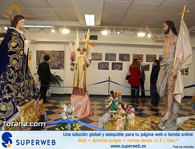 Exposición 25 aniversario Cofradía de Jesús Resucitado - 10