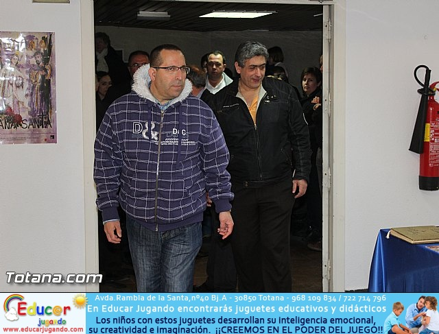Exposición 25 aniversario Cofradía de Jesús Resucitado - 15