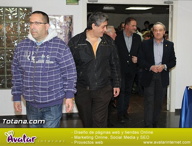 Exposición 25 aniversario Cofradía de Jesús Resucitado - 16