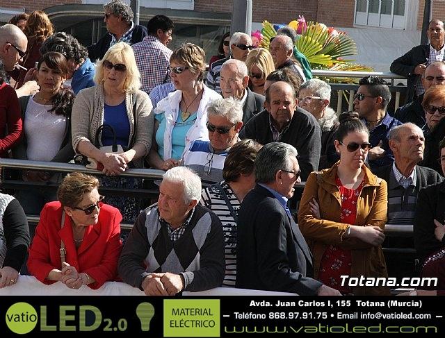 Domingo de Resurrección - Procesión del Encuentro. Semana Santa 2018 - 6