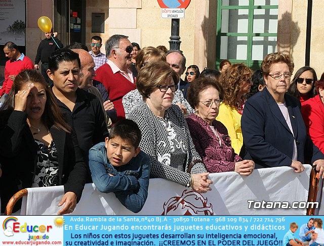 Domingo de Resurrección - Procesión del Encuentro. Semana Santa 2018 - 11