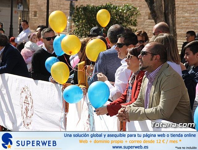 Domingo de Resurrección - Procesión del Encuentro. Semana Santa 2018 - 13