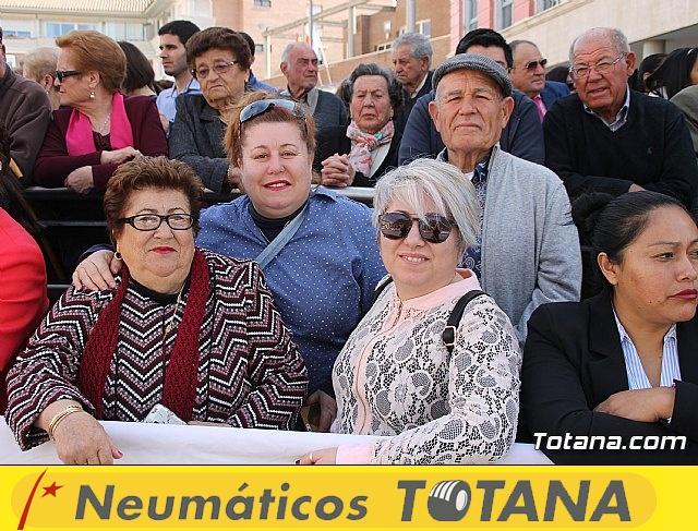 Domingo de Resurrección - Procesión del Encuentro. Semana Santa 2018 - 18
