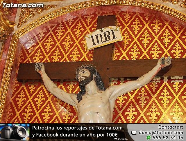BENDICIÓN DEL NUEVO RETABLO para la imagen del Stmo. Cristo de la Agonía - 7