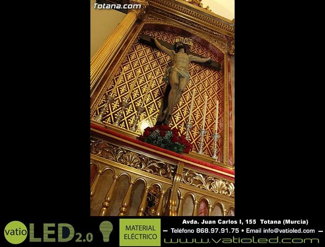 BENDICIÓN DEL NUEVO RETABLO para la imagen del Stmo. Cristo de la Agonía - 22