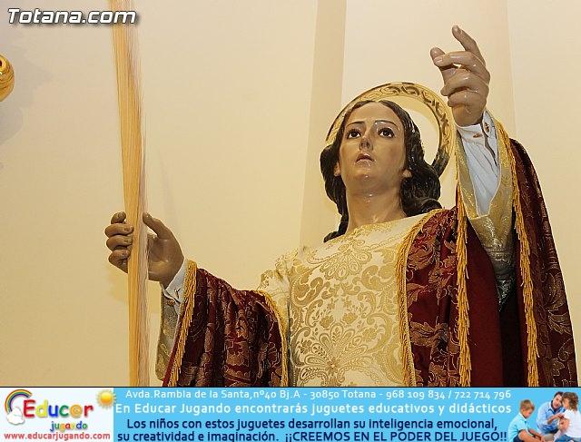 BENDICIÓN DEL NUEVO RETABLO para la imagen del Stmo. Cristo de la Agonía - 30