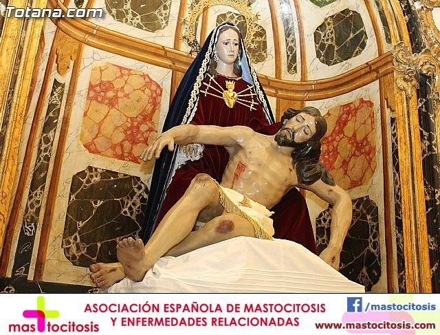 BENDICIÓN DEL NUEVO RETABLO para la imagen del Stmo. Cristo de la Agonía - 31