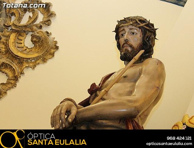 BENDICIÓN DEL NUEVO RETABLO para la imagen del Stmo. Cristo de la Agonía - 32