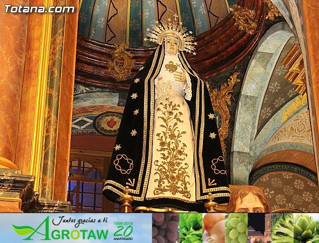 BENDICIÓN DEL NUEVO RETABLO para la imagen del Stmo. Cristo de la Agonía - 34