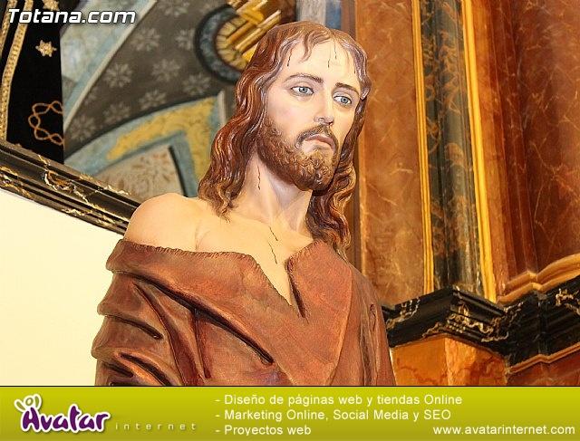 BENDICIÓN DEL NUEVO RETABLO para la imagen del Stmo. Cristo de la Agonía - 35
