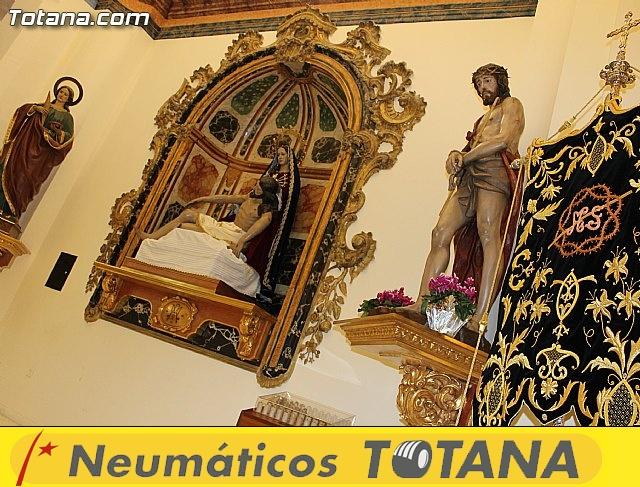 BENDICIÓN DEL NUEVO RETABLO para la imagen del Stmo. Cristo de la Agonía - 39