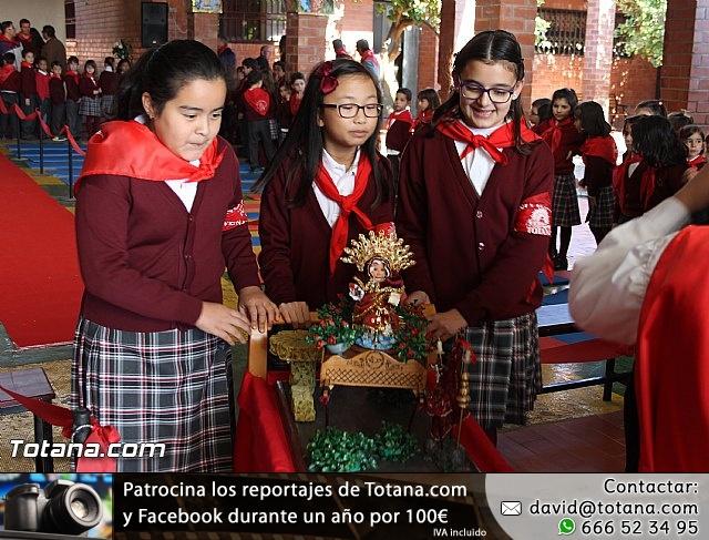 Romería infantil Colegio Reina Sofía 2015  - 2