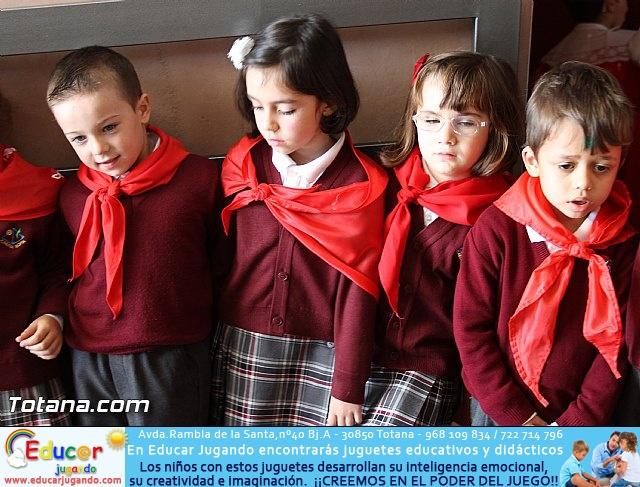 Romería infantil Colegio Reina Sofía 2015  - 3