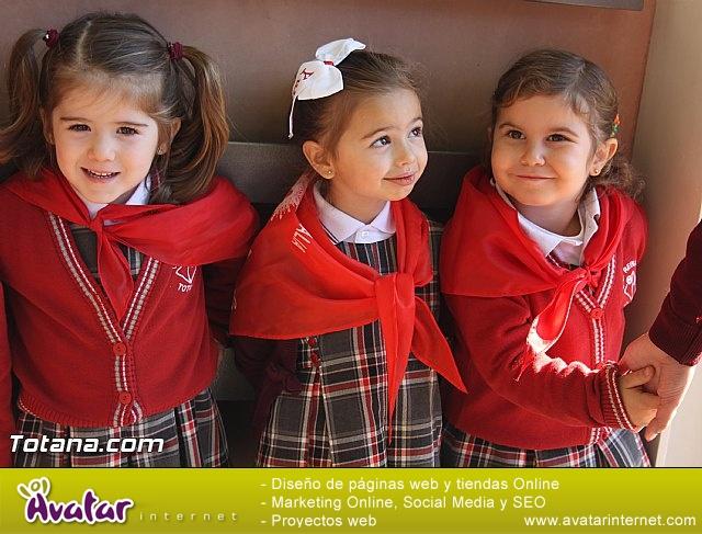 Romería infantil Colegio Reina Sofía 2015  - 6