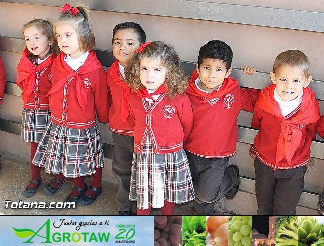 Romería infantil Colegio Reina Sofía 2015  - 7